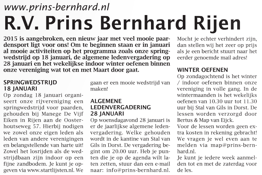 PrinsBernhardWeek2